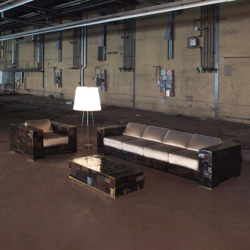 Piet Hein Eek - Dark Waste Collection