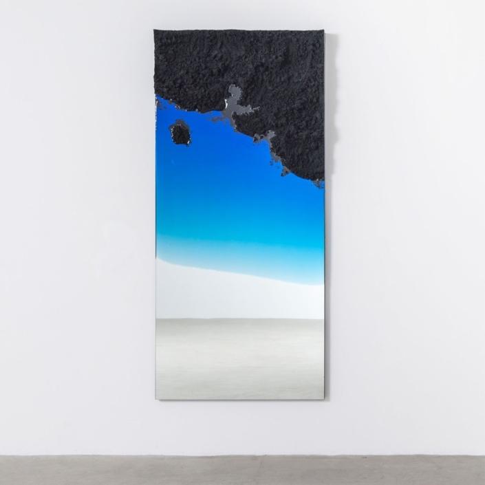 Fernando Mastrangelo - Flood mirror