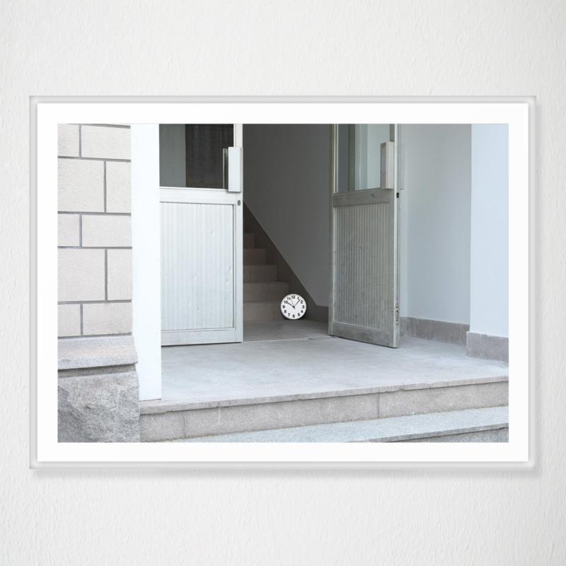 Studio OSOH - Time traveler - Door staircase