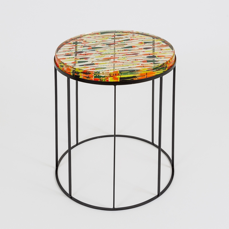 Manu Crotti - Galleggianti Side Table