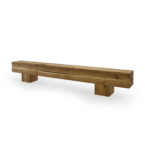 Piet Hein Eek - Inside Out Tree Trunk Bench