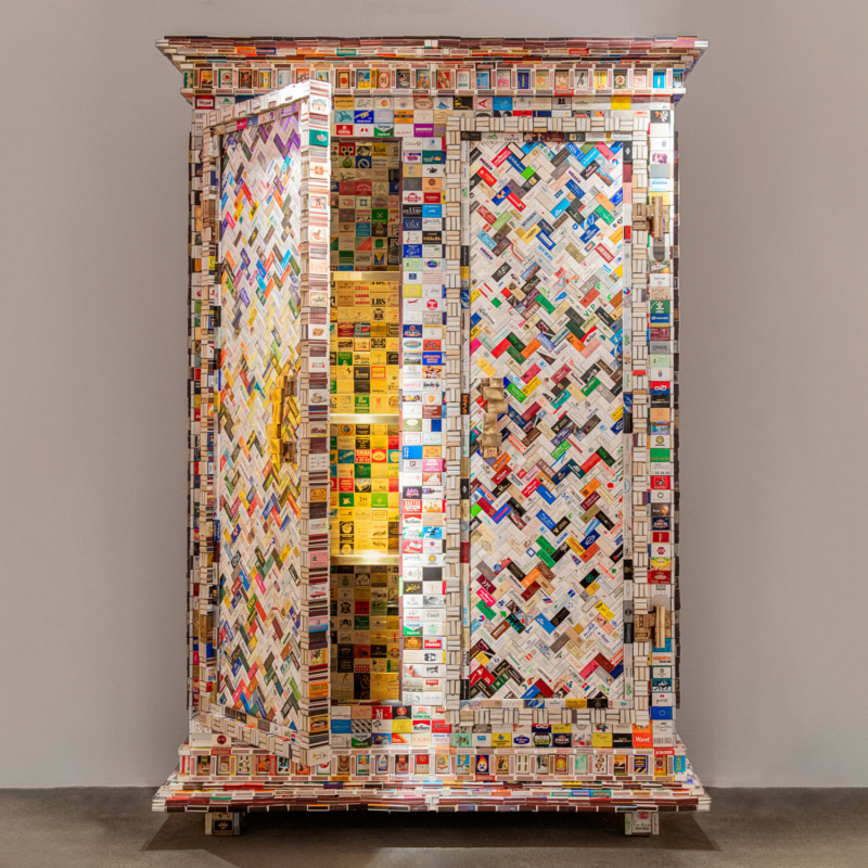 Diederik Schneeman - Match Box LORD Cupboard