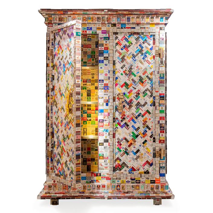 Diederik Schneeman - Match Box LORD Cupboard