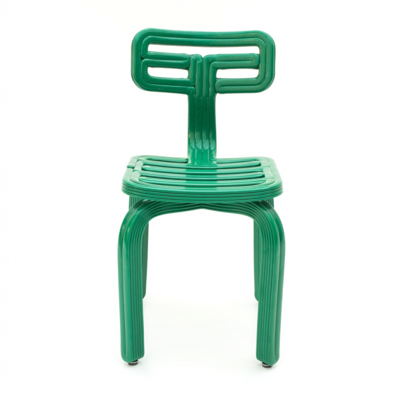 Dirk Vander Kooij - Chubby Chair - Green