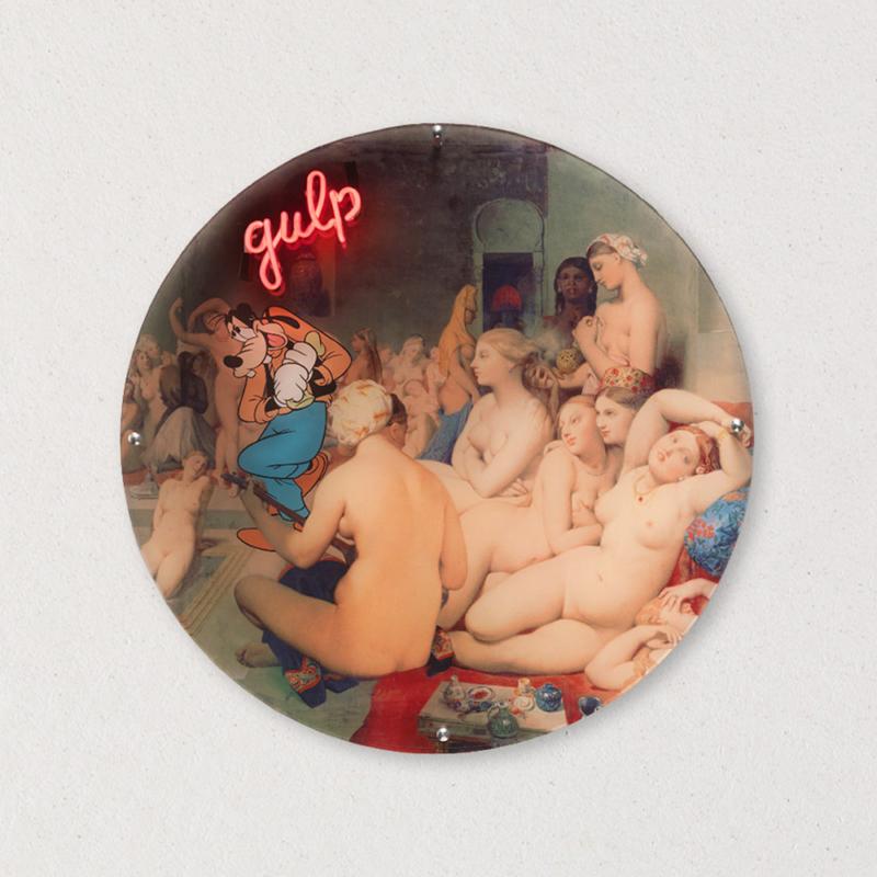 G+G - Gulp / Bagno Turco - Jean-Auguste-Dominique Ingres / Pippo