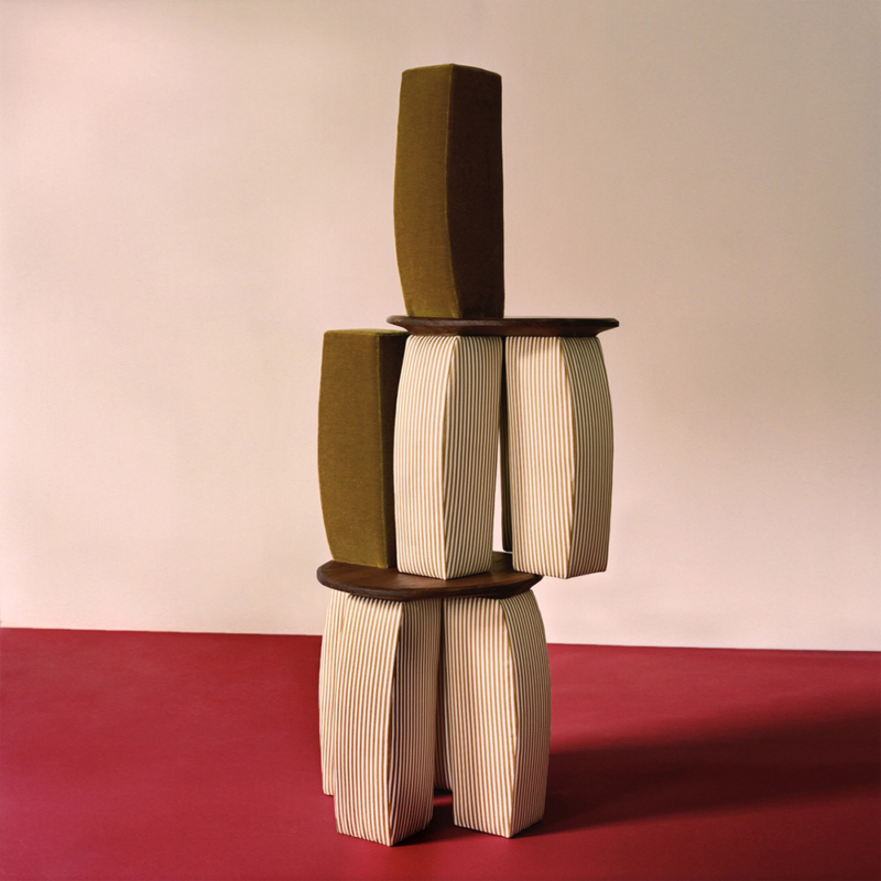 Giancarlo Valle - Trunk chair