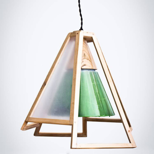 Hillsideout - Liquid Color Kuken Lamp