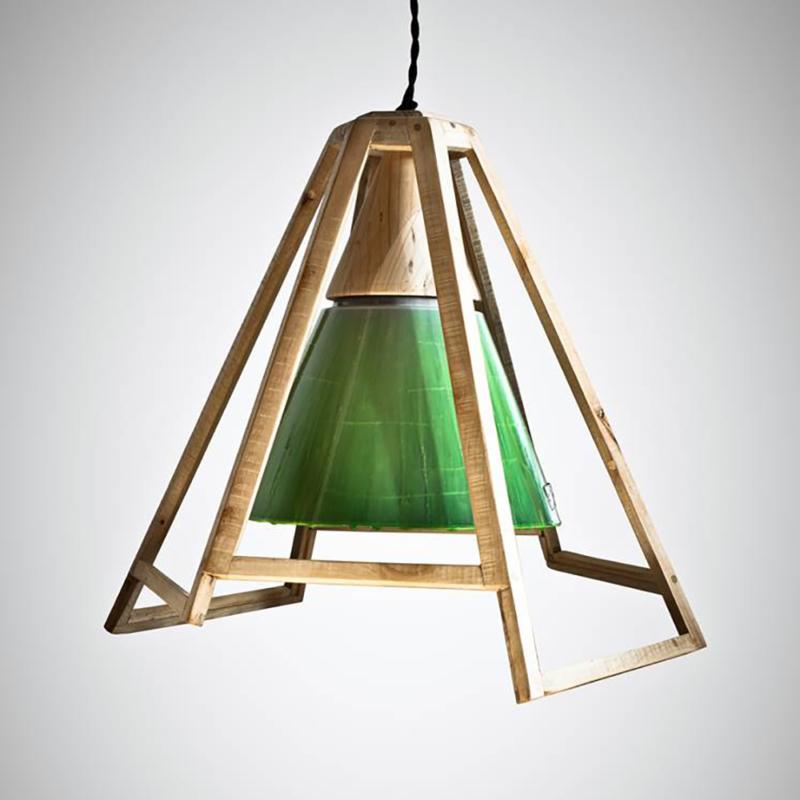 Hillsideout - Liquid Color Kuken Lamp