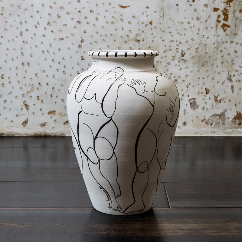 Andrea Santamarina - Trapped Vase