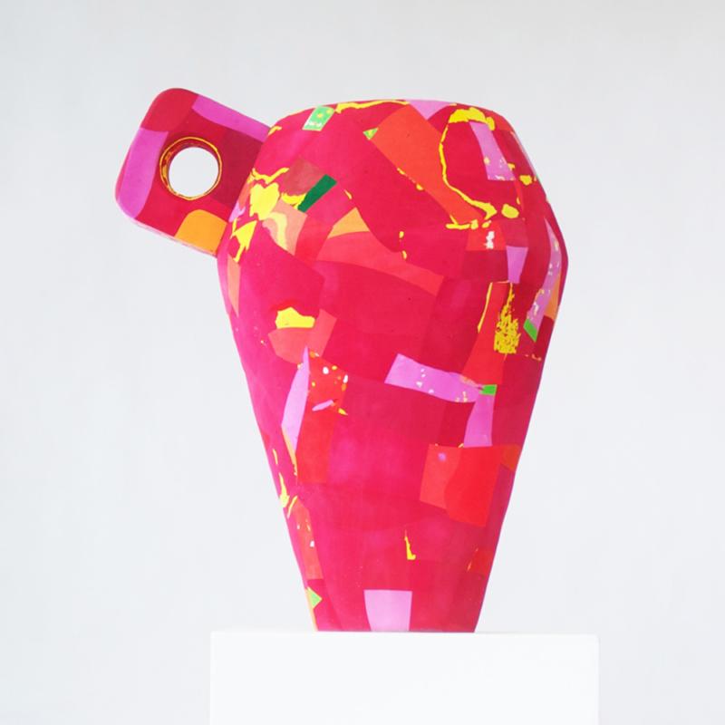 Diederik Schneemann - Flip Flop Vase