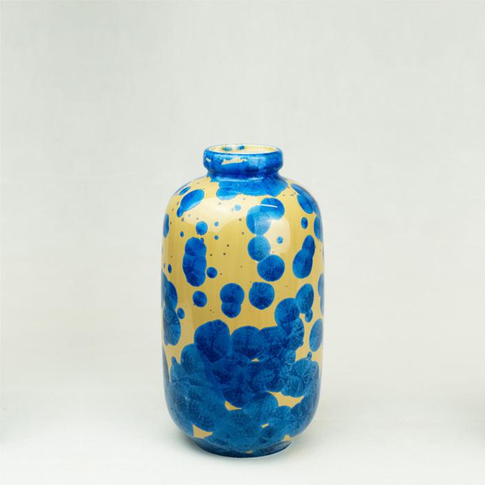 Milan Pekar - Medium Crystal Vase