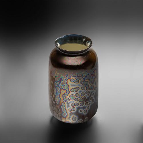 Milan Pekar - Molybdenum Crystal Vase