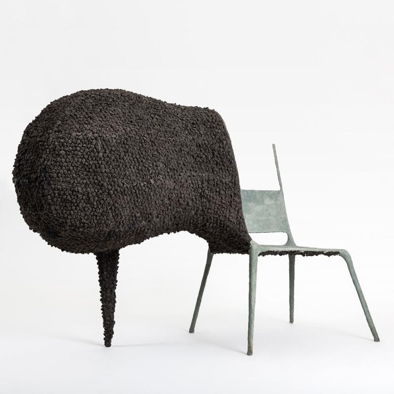 Nacho Carbonell - Evolution One Man Chair