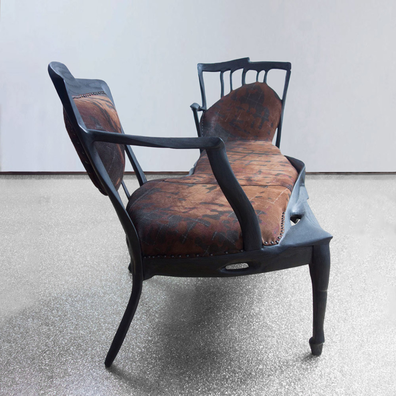 Paul Salet - The Conversation Chair