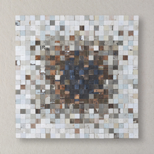 Piet Hein Eek - 40x40 Waste Waste Paintings