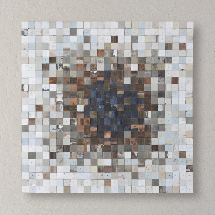 Piet Hein Eek - 40x40 Waste Waste Paintings