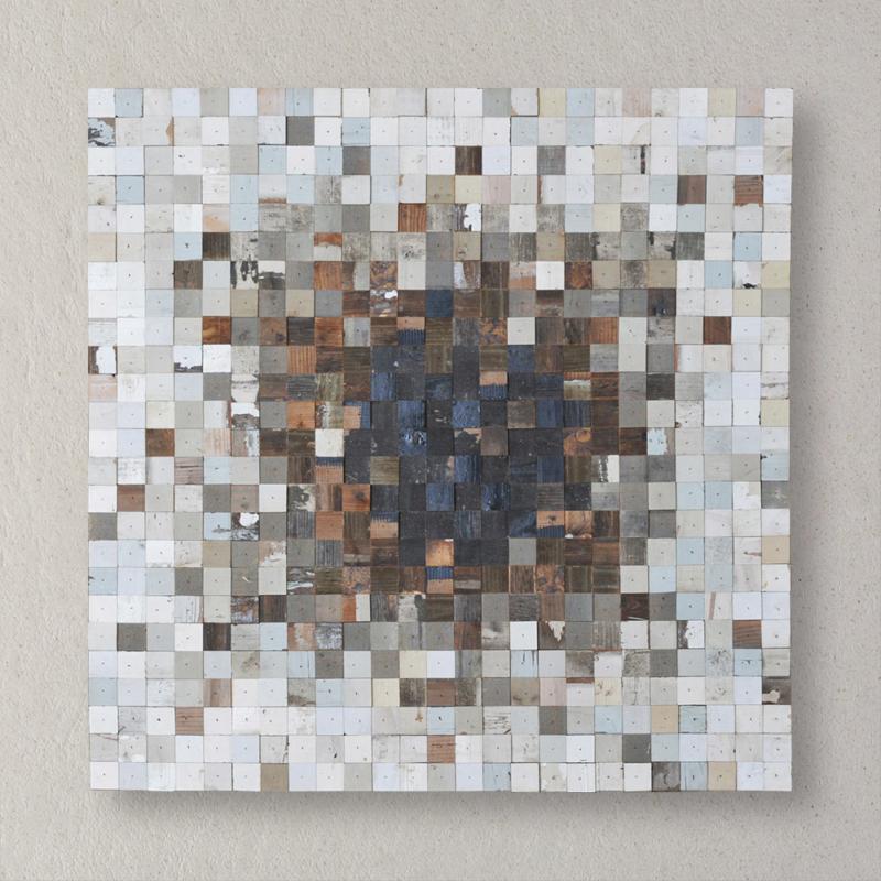 Piet Hein Eek - 40x40 Waste Waste Painting A