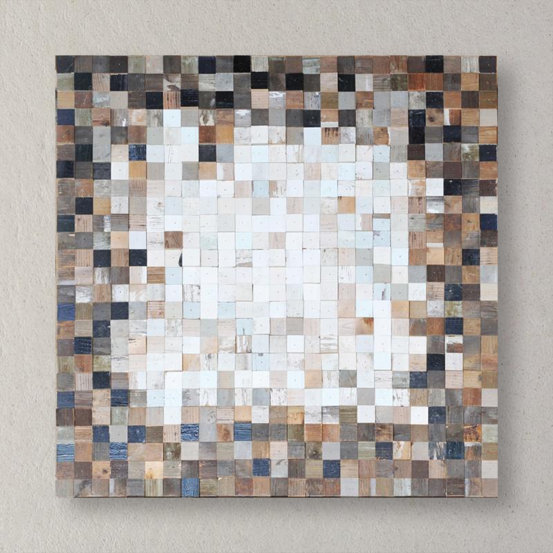 Piet Hein Eek - 40x40 Waste Waste Painting B