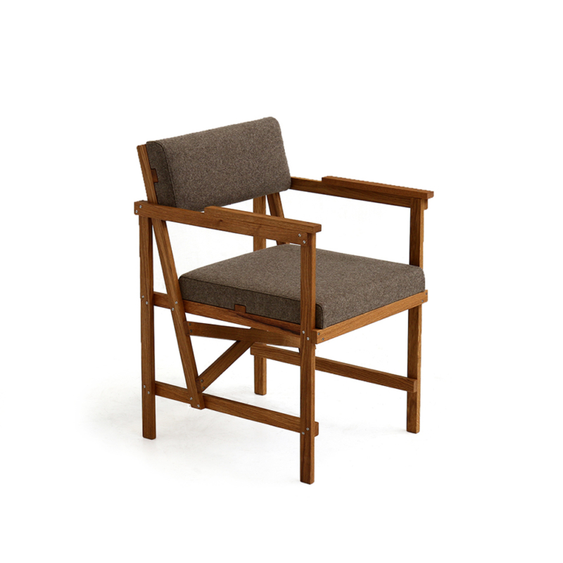 Piet Hein Eek - As Thick As Wide Chair