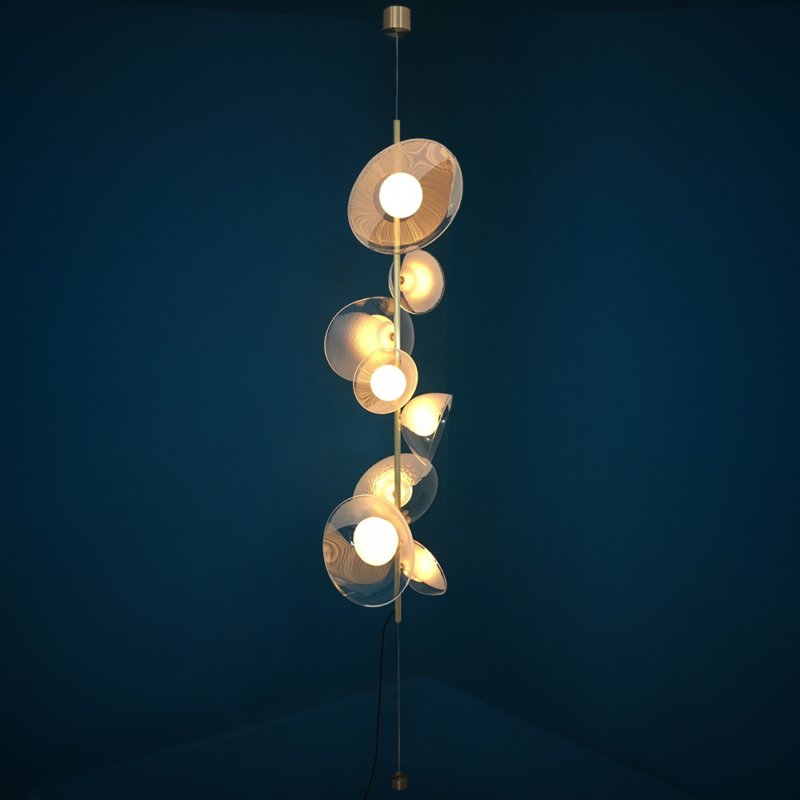 Vezzini & Chen - Mirage Light Chandelier