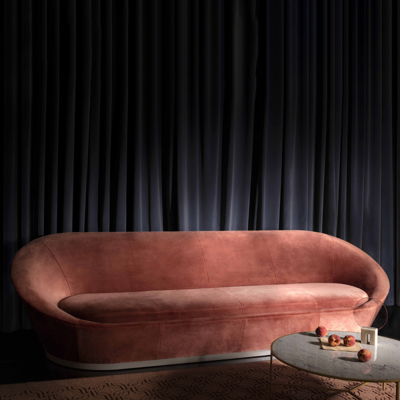 Damien Langlois-Meurinne for Sé - New Life Sofa