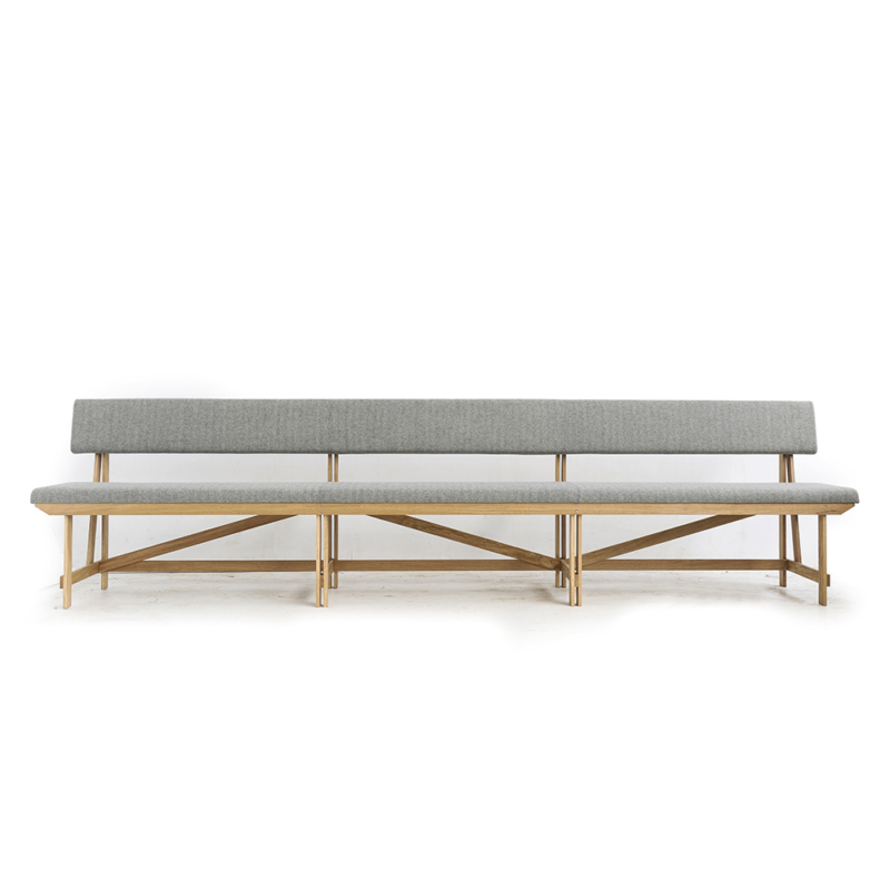 Piet Hein Eek - As Thick As Wide Bench