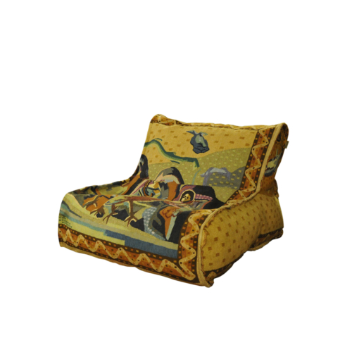 Piet Hein Eek - Bag Chair in Christie van der Haak Fabric