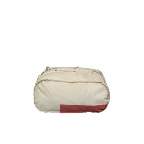 Piet Hein Eek - Bag Pouf in Red Cross Fabric