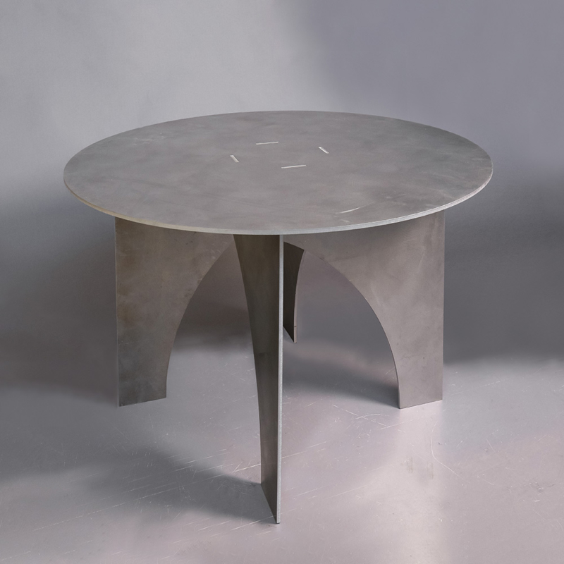 Piet Hein Eek - Outdoor Aluminium Round Table