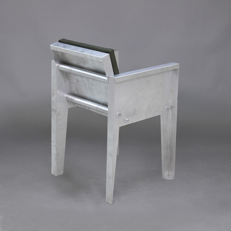 Piet Hein Eek - Outdoor Aluminium Dining Chair