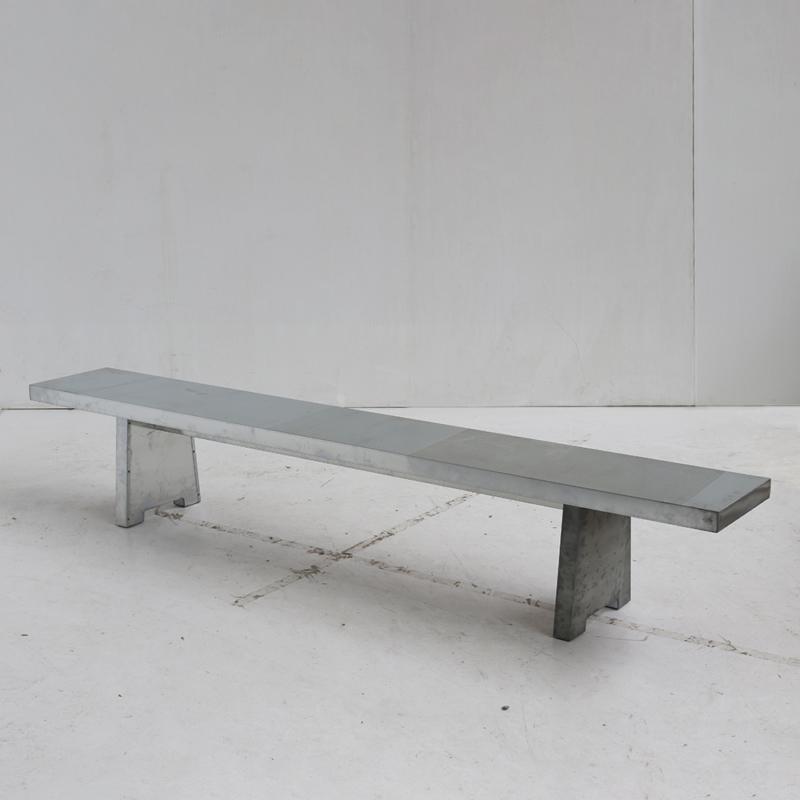Piet Hein Eek - Zinc Bench