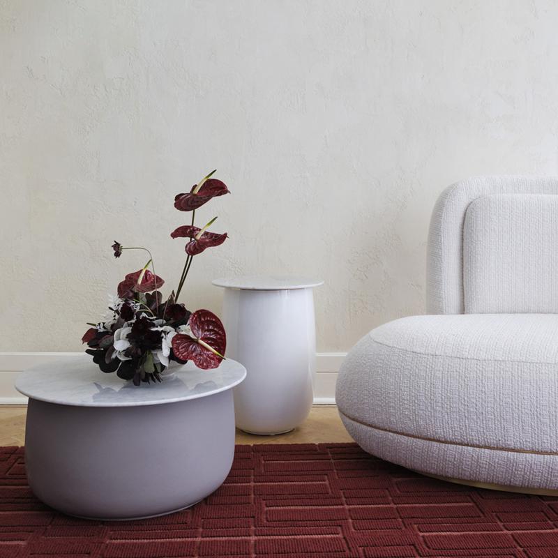 Ini Archibong for Sé - Helios Tables Ceramic