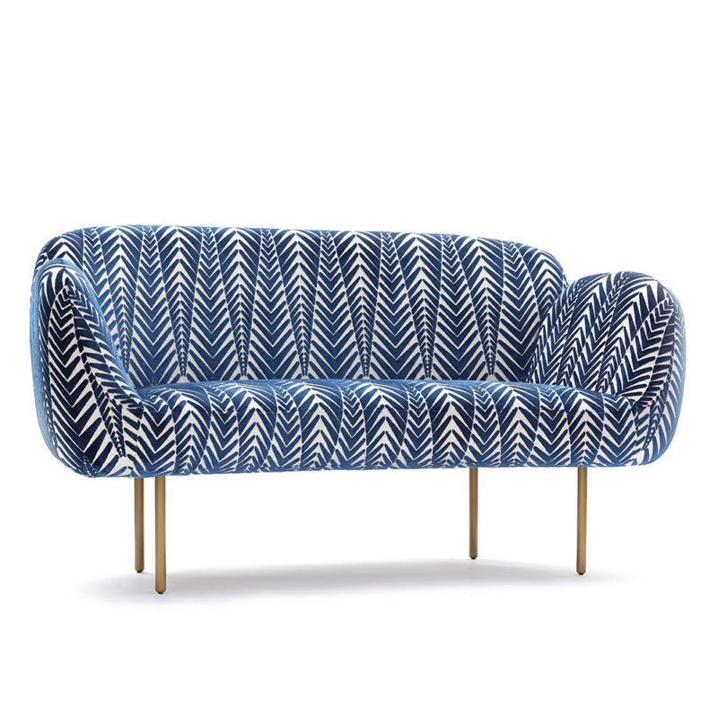 Nika Zupanc for Sé - Stardust Loveseat