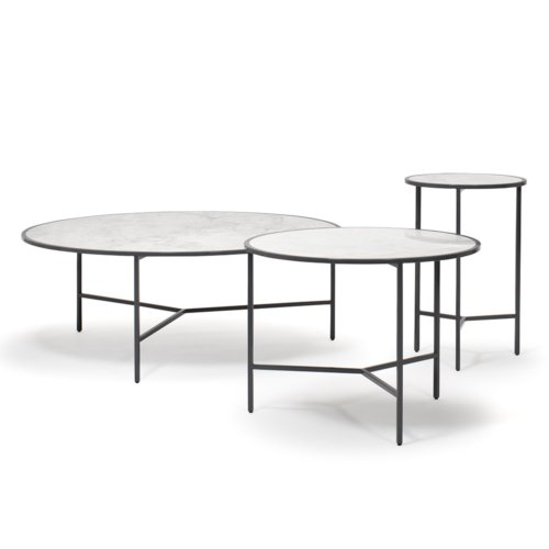 Nika Zupanc for Sé - Smoke Coffee Tables