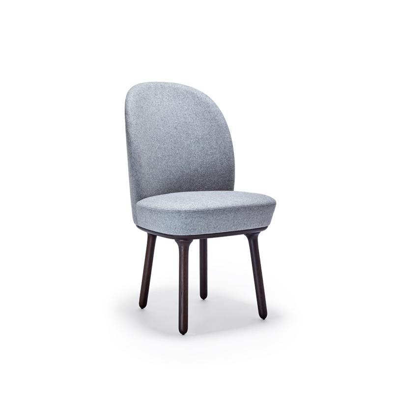 Jaime Hayon for Sé - Beetley Chair - Mid Brown Oak Legs