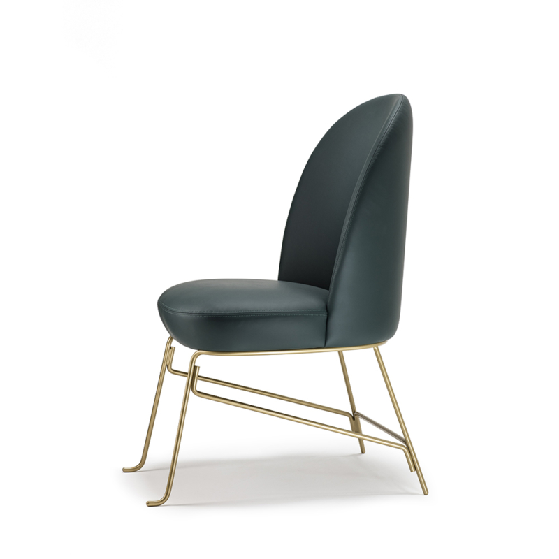Jaime Hayon for Sé - Beetley Chair - Metal Legs