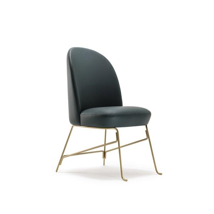 Jaime Hayon for Sé - Beetley Chair - Metal Legs