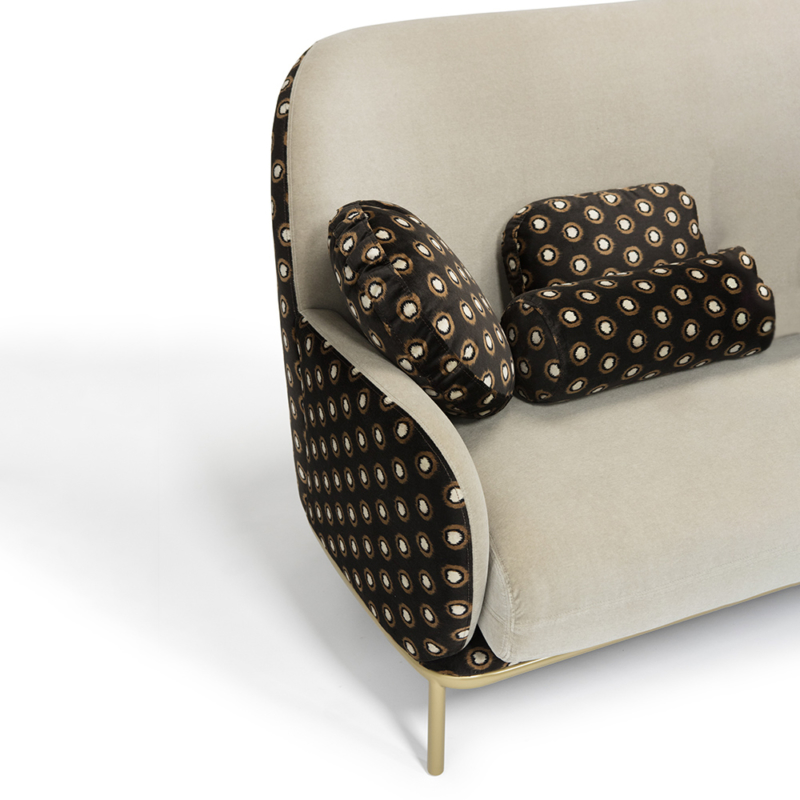 Jaime Hayon for Sé - Beetley Sofa