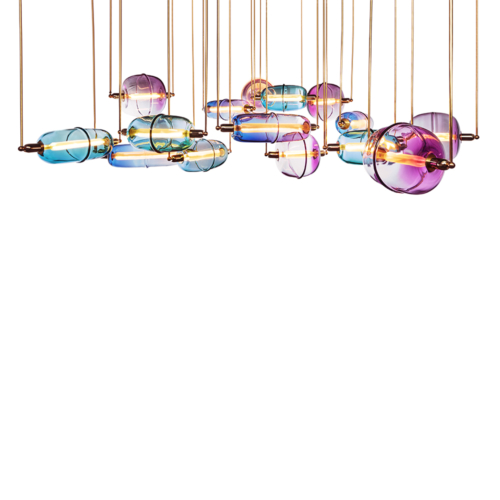 Ini Archibong for Sé - Moirai Chandelier