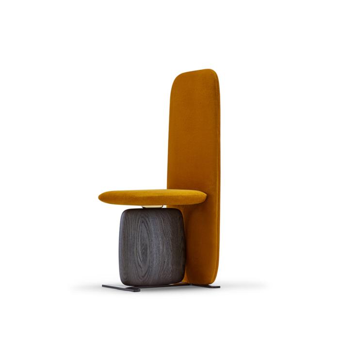 Ini Archibong for Sé - Atlas Dining Chair