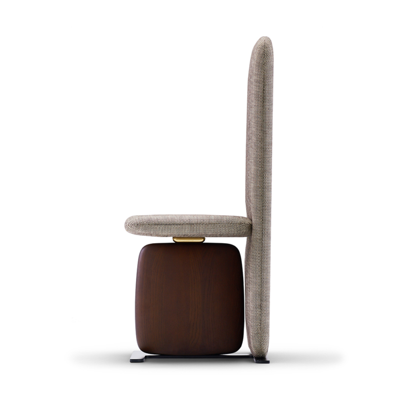 Ini Archibong for Sé - Atlas Dining Chair