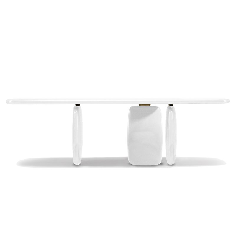 Ini Archibong for Sé - Atlas Dining Table