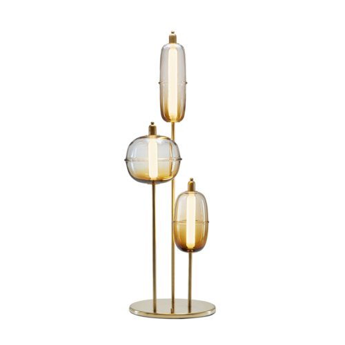 Ini Archibong for Sé - Moirai Floor Lamp Trio