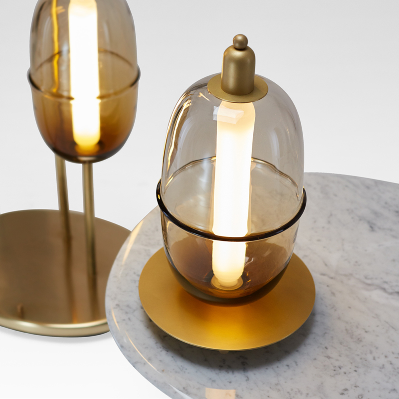 Ini Archibong for Sé - Moirai Table Lamp