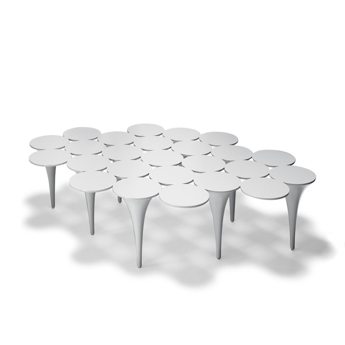 Damien Langlois-Meurinne for Sé - I Only Have Eyes For You Coffee Table