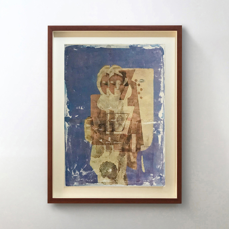 Isabella Accenti - Into The Blue - Homage To Picasso
