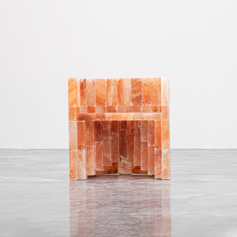 Gregory Beson - Salt Chair