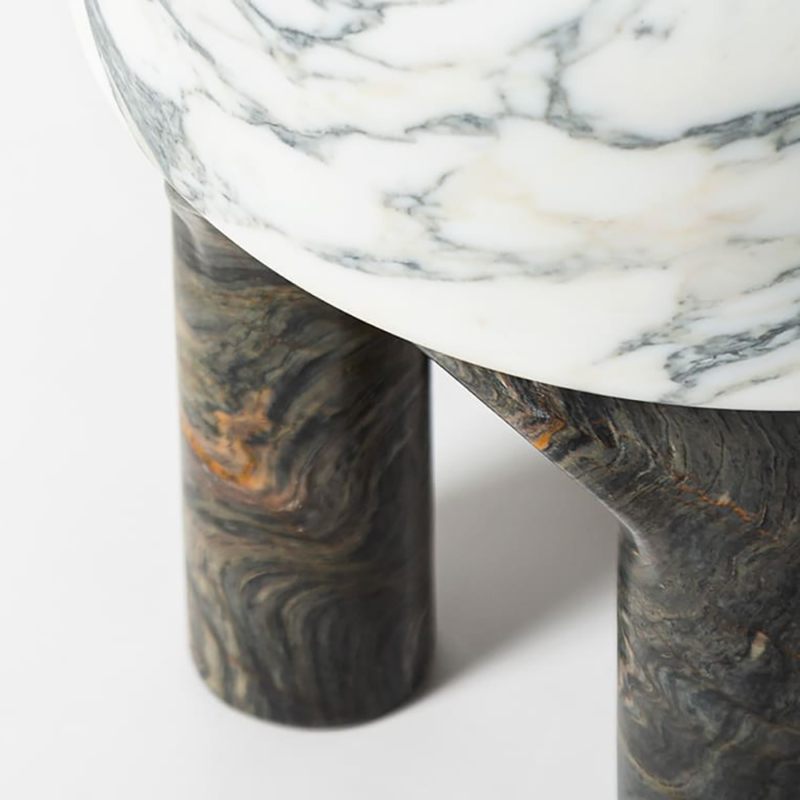 Tommaso Spinzi - Medusa Side Table
