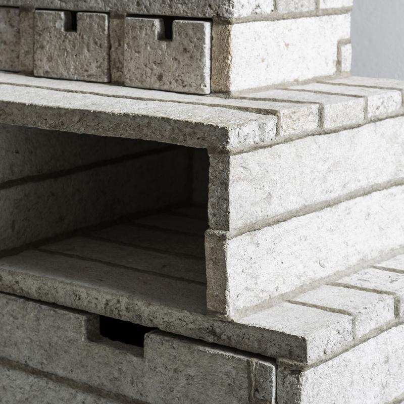 Debbie Wijskamp - Paperpulp Cabinet