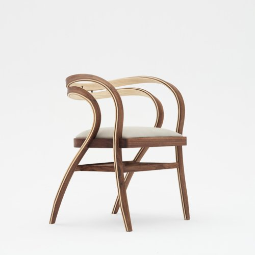 Andrés Mariño Maza - Nina and Beni Chair